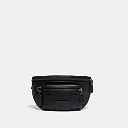 COACH C1766 - WESTWAY BELT BAG QB/BLACK