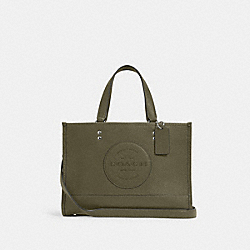 COACH C2004 - DEMPSEY CARRYALL WITH PATCH SV/SURPLUS