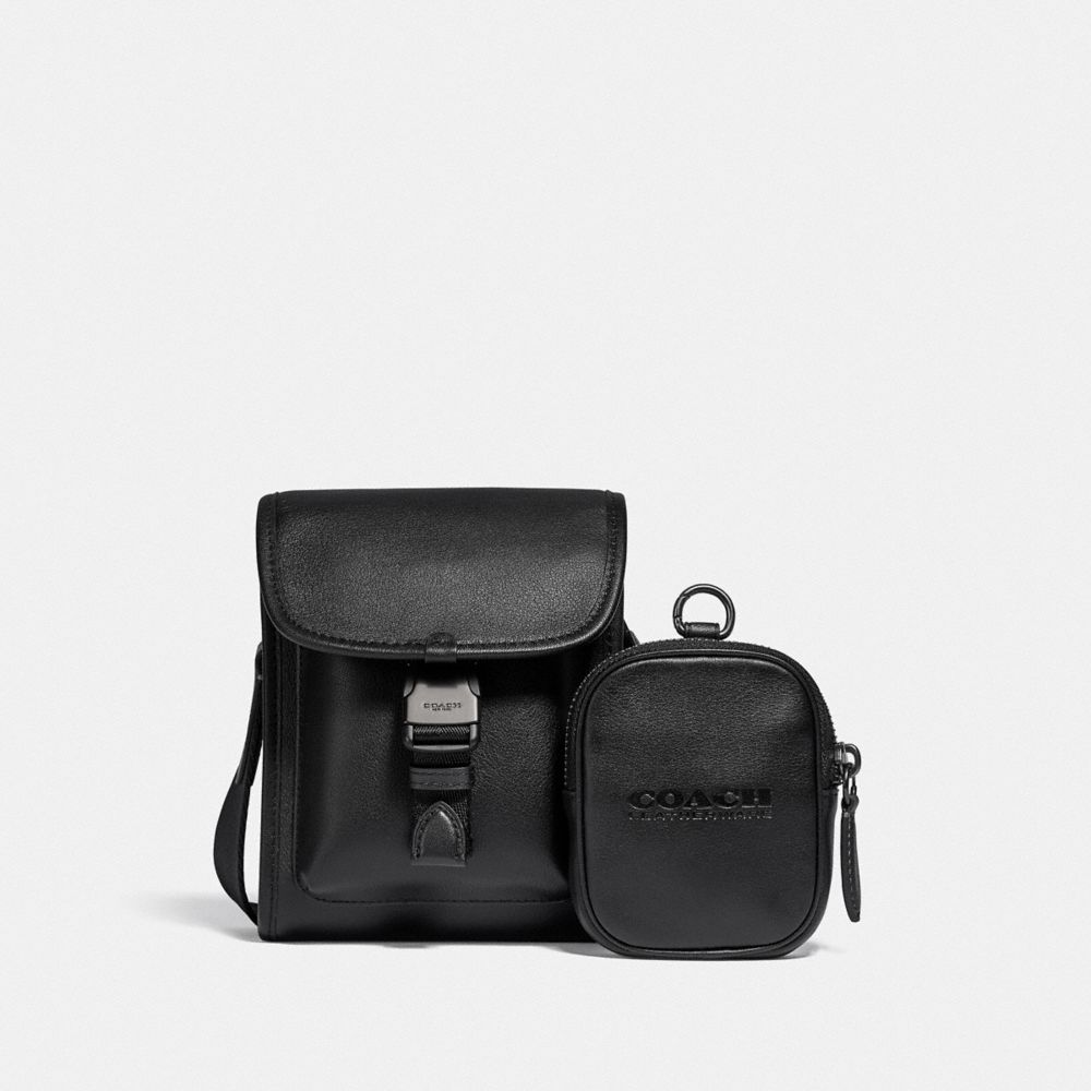 CHARTER NORTH/SOUTH CROSSBODY WITH HYBRID POUCH
