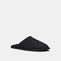 COACH C2465 - SLIPPER BLACK