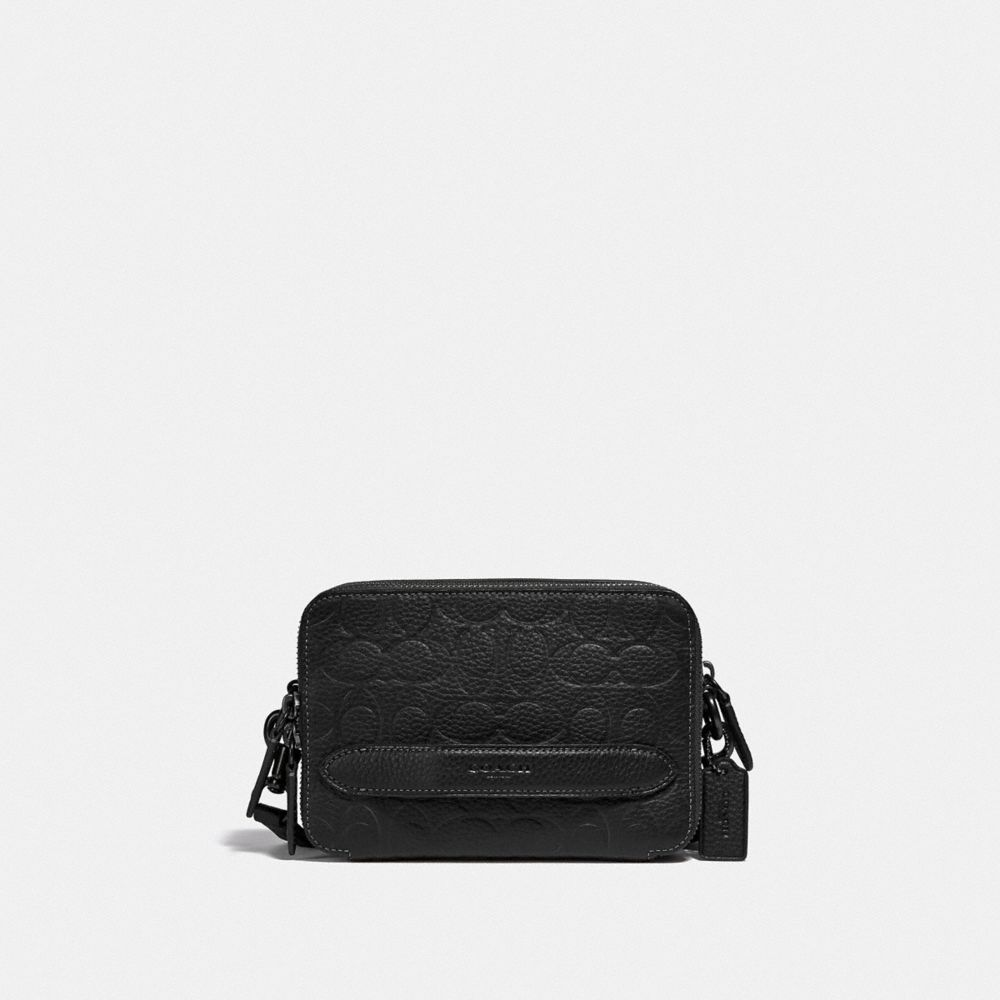 CHARTER CROSSBODY IN SIGNATURE LEATHER