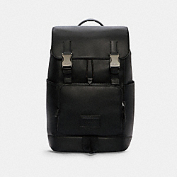 TRACK BACKPACK - C2710 - QB/BLACK