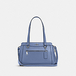 COACH C2852 - KAILEY CARRYALL SV/PERIWINKLE
