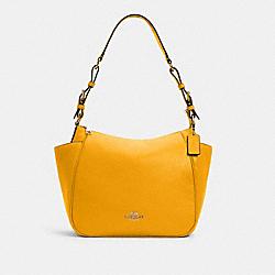 COACH C2853 Rori Shoulder Bag IM/FLAX