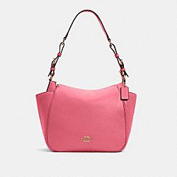 COACH C2853 Rori Shoulder Bag IM/CONFETTI PINK