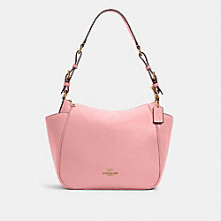 COACH C2853 Rori Shoulder Bag IM/BUBBLEGUM
