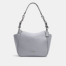 RORI SHOULDER BAG - SV/GRANITE - COACH C2853