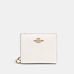 COACH C2862 - SNAP WALLET IM/CHALK