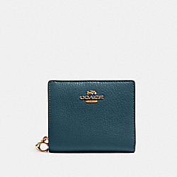 SNAP WALLET - C2862 - IM/PEACOCK