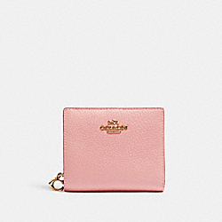 SNAP WALLET - C2862 - IM/LIGHT BLUSH