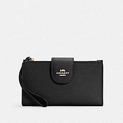 TECH WALLET - C2869 - IM/BLACK