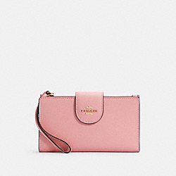 TECH WALLET - C2869 - IM/LIGHT BLUSH