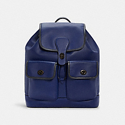 HERITAGE BACKPACK - QB/INDIGO MIDNIGHT - COACH C2902