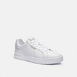 CLIP LOW TOP SNEAKER - C3081 - CHALK OPTIC WHITE