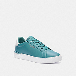 COACH C3081 - CLIP LOW TOP SNEAKER CHALK OCEAN