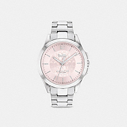 COACH C3624 Libby Watch, 37mm STAINLESS STEEL