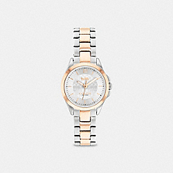 COACH C3626 Libby Watch, 26mm TWO TONE