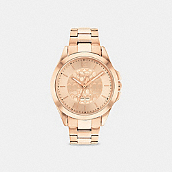 COACH C3628 Libby Watch, 37mm ROSE GOLD