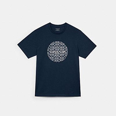 シグネチャー シャンブレー Tシャツ