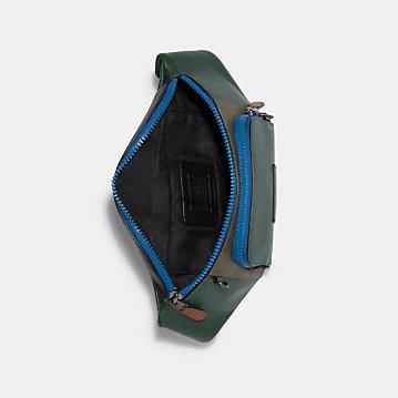 コーチ公式アウトレット   *トラック ベルト バッグ カラーブロック   ミニバッグ/ボディバッグ/ベルトバッグ