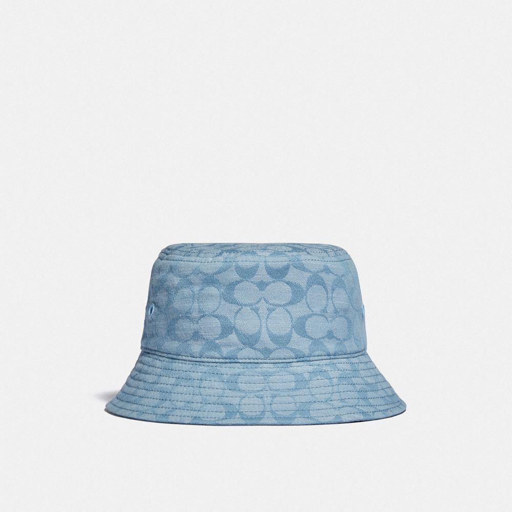 經典 SIGNATURE CHAMBRAY 香布雷漁夫帽