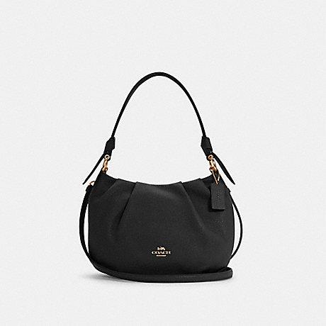 COACH C4068 EVERLY SHOULDER BAG IM/BLACK