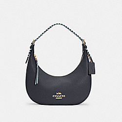 BAILEY HOBO WITH WHIPSTITCH - C4108 - IM/MIDNIGHT/WATERFALL MULTI