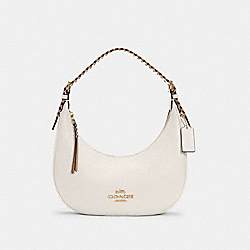 BAILEY HOBO WITH WHIPSTITCH - C4108 - IM/CHALK TAUPE  MULTI