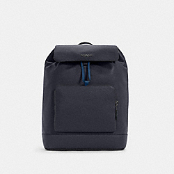 COACH C4134 - TURNER BACKPACK QB/MIDNIGHT JEWEL BLUE