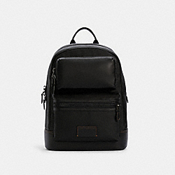 RIDER BACKPACK - QB/BLACK - COACH C4144