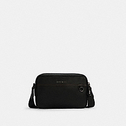 GRAHAM CROSSBODY - C4148 - QB/BLACK