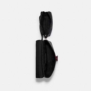 コーチ公式アウトレット | ライダー ダブル ベルト バッグ カラーブロック シグネチャー キャンバス | ミニバッグ/ボディバッグ/ベルトバッグ