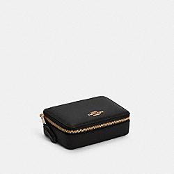 COACH C4579 Triple Pill Box IM/BLACK