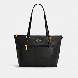 COACH C4665 - GALLERY TOTE IM/BLACK