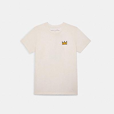 COACH X JEAN-MICHEL BASQUIAT Tシャツ