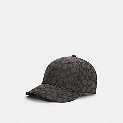 SIGNATURE JACQUARD CAP - C5211 - GRAPHITE