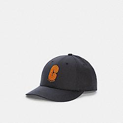 RETRO SIGNATURE CAP - C5212 - GRANITE GREY