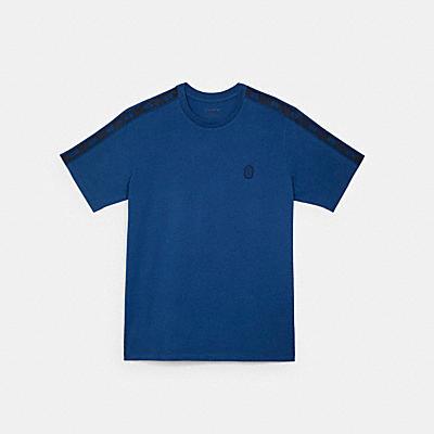 シグネチャー テープ Tシャツ