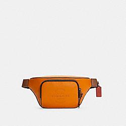 THOMPSON BELT BAG - C5393 - QB/BUTTERSCOTCH