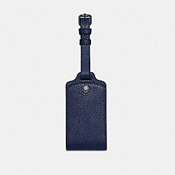 LUGGAGE TAG - C5766 - QB/COBALT