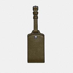 LUGGAGE TAG - C5766 - QB/CARGO GREEN