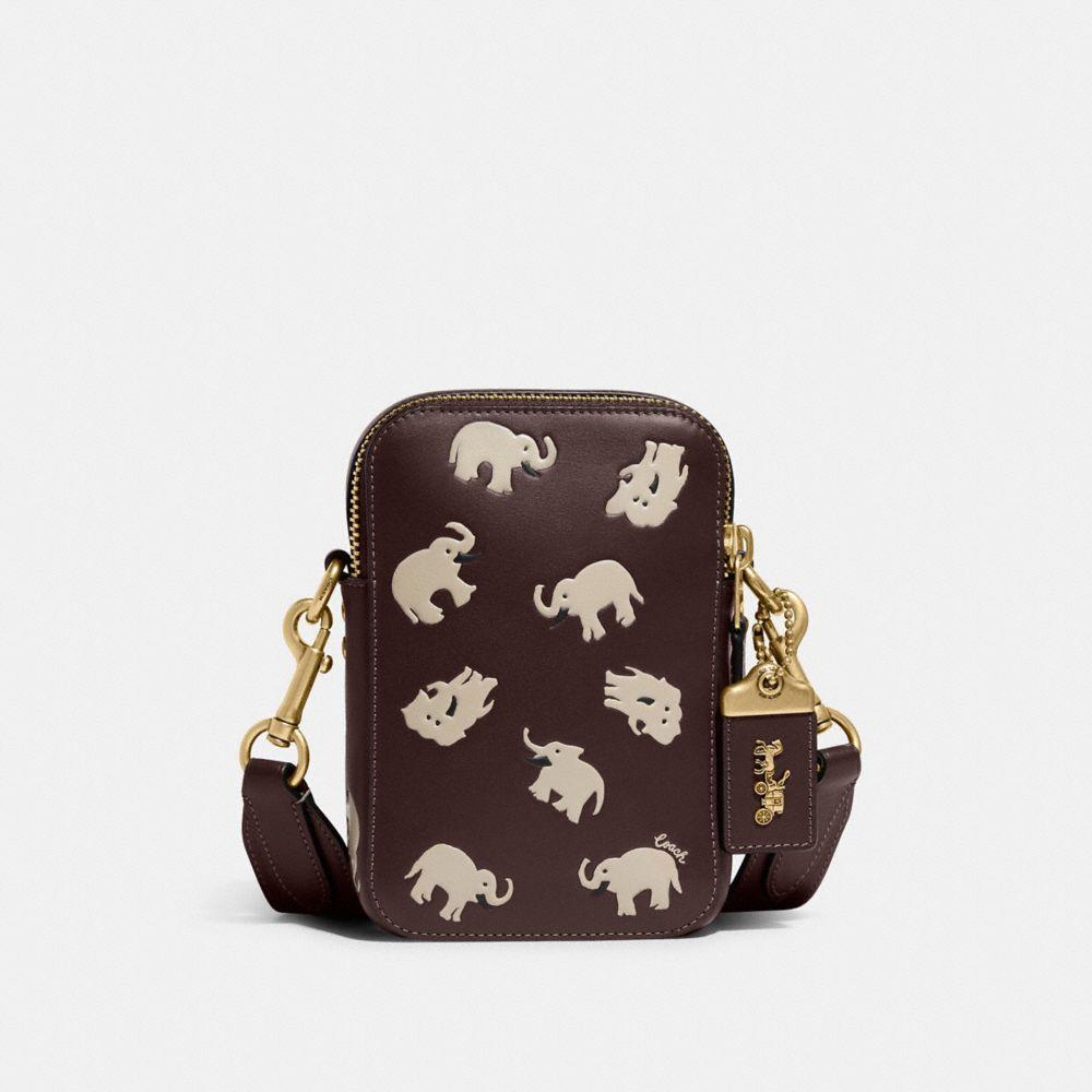 ROGUE 12 大象印花斜背手袋