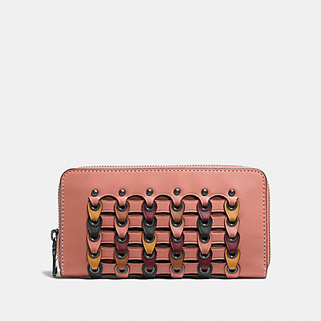 62628cee64 COACH F10560 MELON MULTI/BLACK COPPER $150 - WWW.TINGTINGCHEN.COM