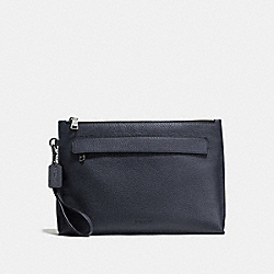 COACH F11040 Pouch MIDNIGHT