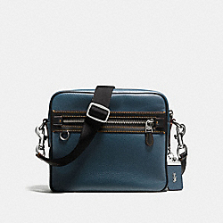 COACH F11095 Dylan DARK DENIM/BLACK/LIGHT ANTIQUE NICKEL