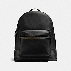COACH F11105 League Backpack BLACK/LIGHT ANTIQUE NICKEL
