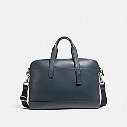 HAMILTON BAG - f11319 - NICKEL/DENIM/MIDNIGHT NAVY