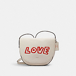 KEITH HARING HUDSON CROSSBODY - F11784 - QB/CHALK