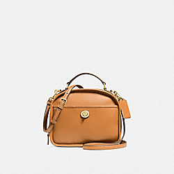 COACH F11785 - LUNCH PAIL IM/LIGHT SADDLE