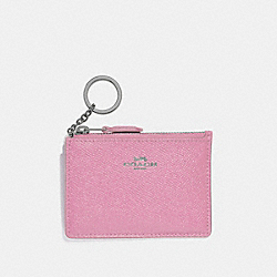 COACH F12186 - MINI SKINNY ID CASE TULIP